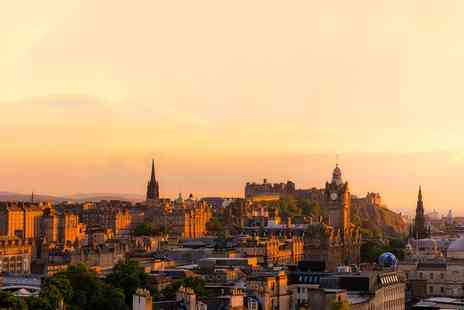 Puzzling Adventures - Edinburgh Scavenger Hunt - Save 50%