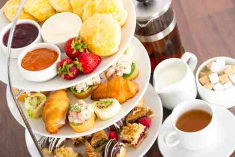 Thai Orchid - Afternoon Tea for Two or Four People - Save 0%