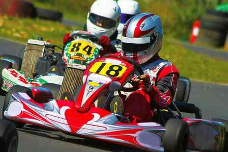 Billing Go Karting - 30 Minutes of Go Karting For Up to Six People - Save 58%