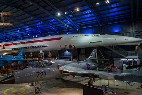 Portsmouth Historic Dockyard - Fleet Air Arm Museum Entry for One Adult or a Family of Up To Five - Save 29%
