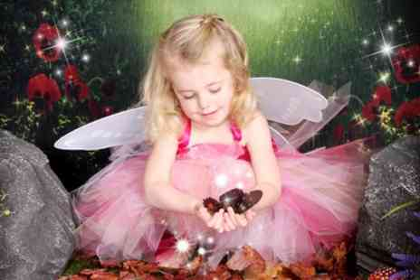 Photography By Marc Lloyd Evans - Fairy Photoshoot with Prints - Save 0%