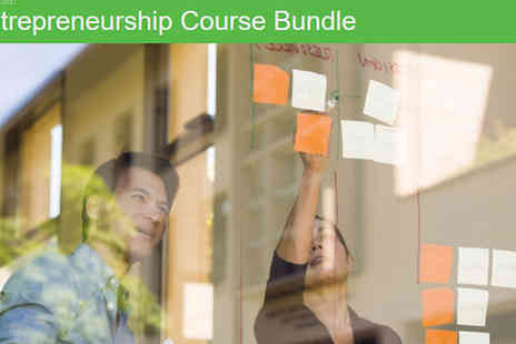 Ecourses4you - Entrepreneurship Online Course Bundle - Save 99%
