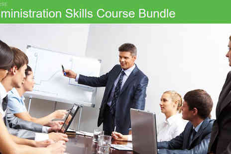Ecourses4you - Administration Skills 9 Course Bundle - Save 99%