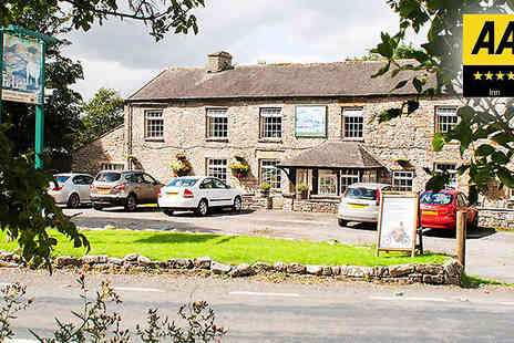The Fat Lamb - One to two Night Stay For Two With Breakfast - Save 45%