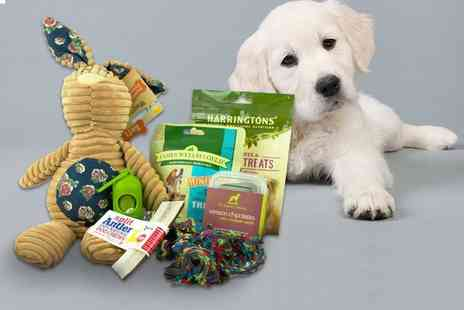 The Hound Haus - Dog treat box including healthy treats, toys and accessories - Save 47%