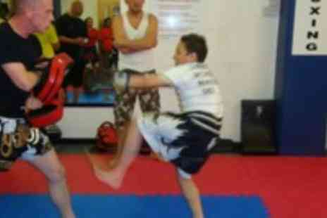 Muay Thai Masters Academy - Five group Muay Thai kickboxing classes - Save 67%
