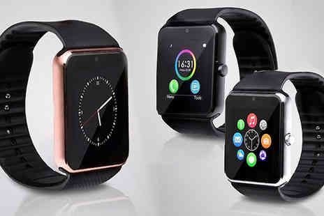 121 Mart - i Touch Bluetooth Smart Watch Three Colours - Save 56%