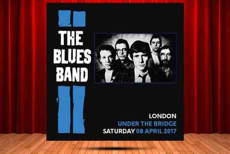 AGMP - The Blues Band on 8 April - Save 27%