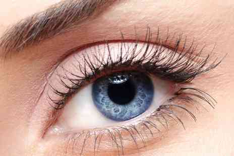 Navara Browbar - Eyelash Perm, HD Brows or Half or Full Set of Eyelash Extensions  - Save 49%