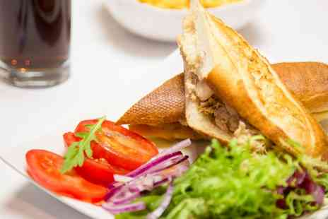 Rotisserie Bute Street - Choice of Lunch Dish and Drink for One or Two - Save 28%