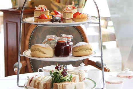 The Coppid Beech - Afternoon Tea for two - Save 36%