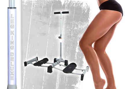 Internet Shop UK - Leg King Deluxe thigh and bum workout trainer - Save 53%