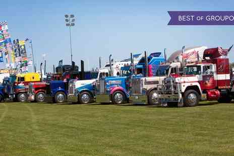 Truckfest South East - Truckfest South East Day Ticket for a Child, Adult or a Family of Four on 2 to 3 September - Save 0%