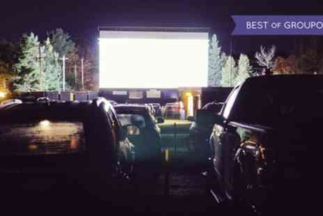 Moonlight Drive in Cinema - Admission for One Car at Moonlight Drive in Cinema - Save 30%