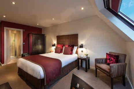Mode Hotel - Overnight Lancashire stay for two with breakfast and a glass of Prosecco each on arrival - Save 48%