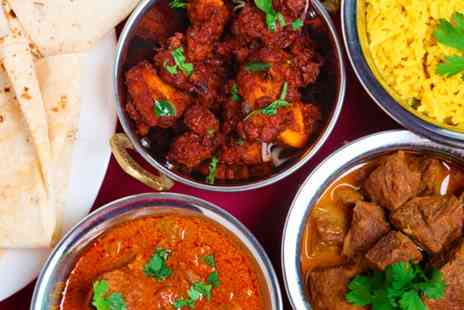 Bombay Palace - Table Buffet for Two or Four - Save 0%