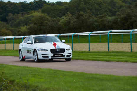 Brandscape - 30 or 90 minute junior Jaguar driving experience or one hour experience - Save 0%