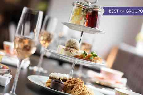 The George Hotel - Afternoon Tea with a Glass of Prosecco for Two or Four - Save 0%