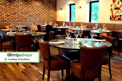 Souls Restaurant - Lunch for two including a main course and glass of wine each - Save 53%