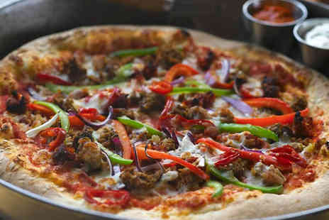 Revolution Bar - Pizza and cocktail each for two - Save 69%