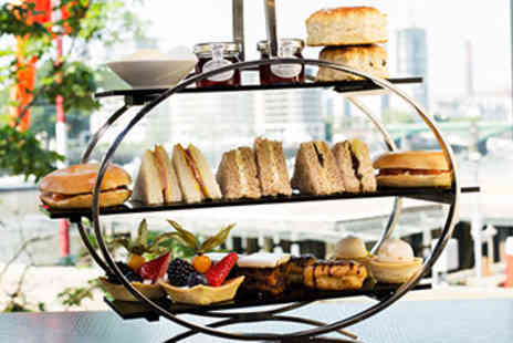Crowne Plaza London hotel - Afternoon Tea for Two - Save 33%