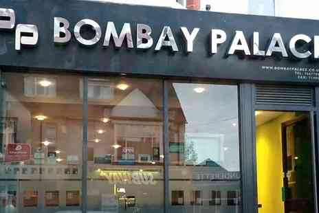Bombay Palace - Indian Meal with Sides to Share for Two or Four - Save 45%