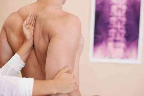HJB Chiropractic - Chiropractic Consultation and Two Treatments - Save 74%