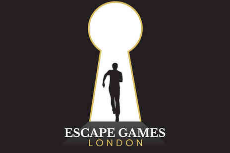 Escape Games Altitude - Live escape the theatre game for four - Save 63%