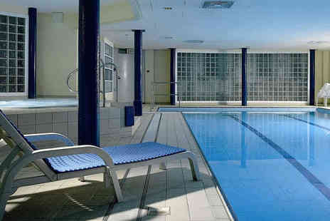 The Imperial Hotel - Spa day for two people with two mini treatments each and afternoon tea - Save 59%