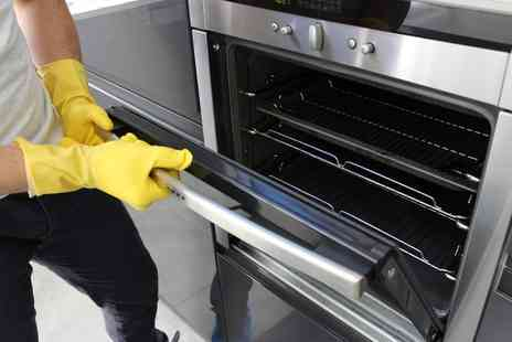 Select Oven Cleaning - Professional Full Oven Clean with Option for Hob Clean - Save 48%