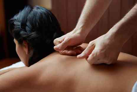 Super Hair And Beauty - Back or Indian Head Massage with Optional Facial - Save 0%