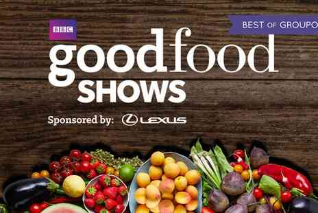 BBC Good Food Show - One, two, three or four afternoon entry tickets to BBC Good Food Show on 15 To 18 June - Save 0%