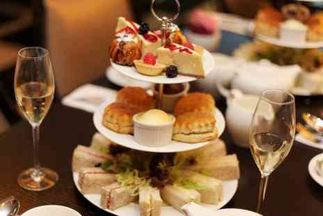 DoubleTree By Hilton - Afternoon Tea for Two with Optional Champagne - Save 35%