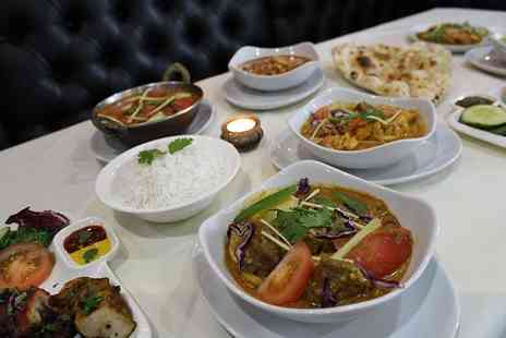 Namaste Nepal - £40 Nepalese wining and dining voucher for two - Save 53%
