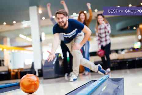 MFA Bowl - Two Games Bowling, Entry for Four or Six Adults on 27 February To 7 April - Save 63%
