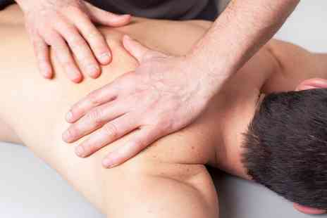 Jigsaw Osteopathy - 45 Minute Sports Massage and 15 Minute Spinal Examination - Save 65%