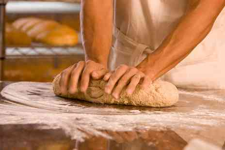 Coghlans Cookery School - Continental or Artisan Bread Making Class for One or Two - Save 48%