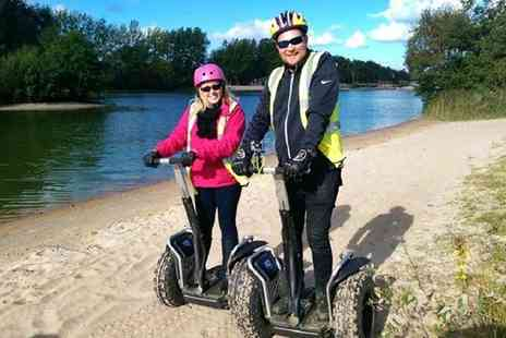 Segwayz - Segway Tour Experience for One or Two - Save 51%