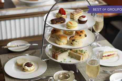 The Athenaeum - Afternoon Tea with Optional Champagne for Two - Save 34%