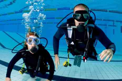 Scuba School - Scuba Introduction Session for One or Two - Save 51%