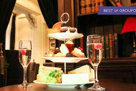 Doubletree Hilton - Afternoon Tea with a Glass of Prosecco for Two - Save 28%