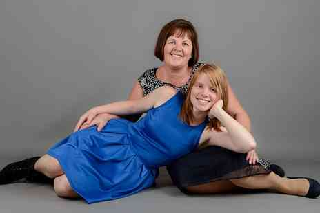 Studio Rooms - One Hour Mothers Day Photoshoot with Prints - Save 0%