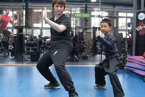 Wutian Martial Arts - Four Wing Chun martial art classes for kids - Save 0%
