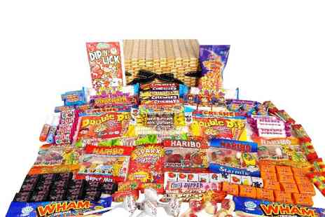 Gift Mountain - Bumper sweet hamper - Save 69%