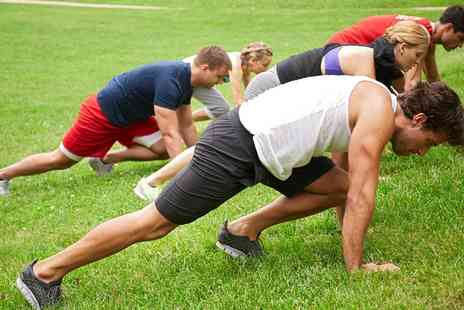 Scottish Military Fitness - One Month of Unlimited Scottish Military Boot Camp Classes - Save 64%