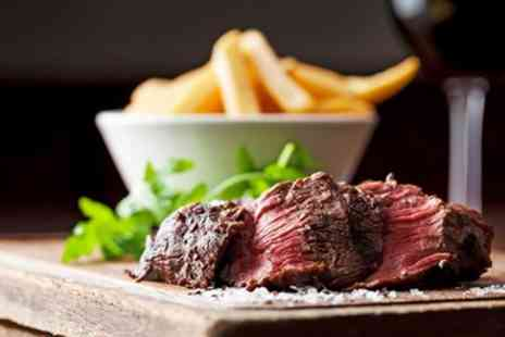 Chapters - Award Winning Steak Meal & Wine in Blackheath - Save 47%