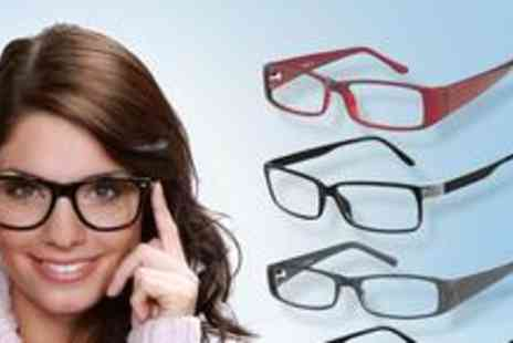 Eye Emporium Opticians - Complete glasses package, including a pair of frames, lenses and an eye test - Save 72%