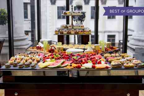 Le Meridien Piccadilly - Weekend Brunch with Two Hours of Free Flowing Cocktails for One or Two - Save 38%
