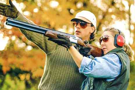 Kelly Country Sports - Clay Shooting Experience for One or Two - Save 47%