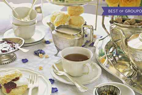 Buxton Palace Hotel - Afternoon Tea with Optional Sparkling Wine for Two or Four - Save 0%